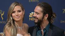Verknalltes Tänzchen: Heidi Klum und Tom Kaulitz im Liebestaumel