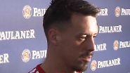 """Sandro Wagner über den BVB: """"Dortmund ist nicht die Übermannschaft"""""""