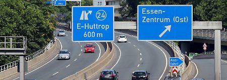 Autobahnabschnitt betroffen: Fahrverbote treffen Essen und Gelsenkirchen