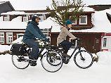 Pflegen, warten und aufpassen: So bringt man das Pedelec durch den Winter