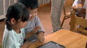Tablet statt Buntstift: Japan digitalisiert Unterricht schon in der Vorschule
