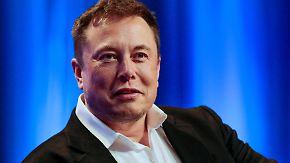 Pläne für E-Sprinter: Musk bekundet Interesse an Kooperation mit Daimler