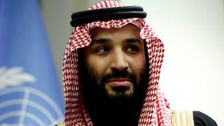 Mord an Khashoggi: CIA hält saudischen Kronprinzen für den Drahtzieher