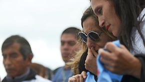 """Bergung der """"San Juan"""" ungewiss: Argentinisches U-Boot ein Jahr nach Verschwinden geortet"""