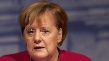Aufbegehren gegen Migrationspakt: Merkel wird grundsätzlich