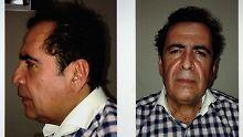 Herzinfarkt mit 56 Jahren: Mexikanischer Drogenboss stirbt in Haft