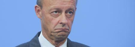 Keine Chance gegen AKK: In Kanzlerfrage zieht Merz den Kürzeren