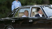 Edle Karosse für Parade: Japans Kaiser bekommt neues Nobel-Auto
