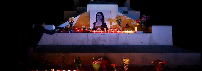 Mord an Journalistin in Malta: Ermittler kommen Auftraggebern auf die Spur