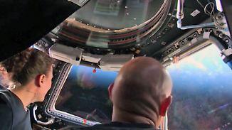 Personalnot auf der ISS: Astro-Alex muss im All auf Ablösung warten