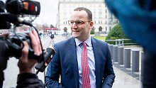 """Presseschau zu Spahns Vorstoß: """"Er hat sich disqualifiziert"""""""