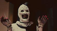 """Dieser Clowns-Film kostet Leben: Splatter? Slasher? """"Terrifier""""!"""