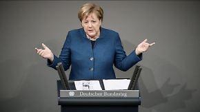 Generaldebatte im Bundestag: Merkel wirbt leidenschaftlich für UN-Migrationspakt