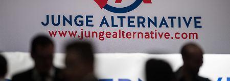 """""""Die Marke JA ist verbrannt"""": AfD-Nachwuchsverband steht vor Spaltung"""