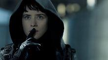 """Nahezu eine Superheldin: Claire Foy als Lisbeth Salander in """"Verschwörung""""."""
