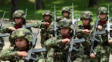Bombenanschlag in Kolumbien: ELN-Rebellen töten zwei Soldaten