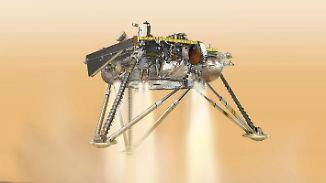 Ukraine / BVB / Mars-Landung: Nachrichten kompakt