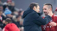 Trainer weiter auf Bewährung: Bayerns Fußballer halten Kovac im Amt