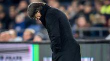 So schlimm wird's schon nicht werden: Bundestrainer Joachim Löw.