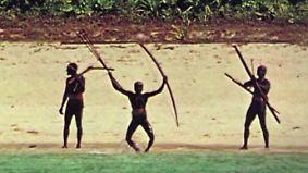 Indigenes Volk auf North Sentinel: Polizei kann Leiche von US-Missionar nicht bergen