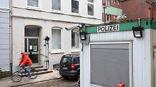 Farbattacke auf Scholz' Haus: Bekennerschreiben im Netz aufgetaucht
