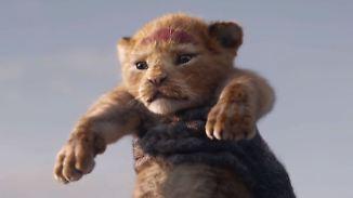 """Tierisches Kinojahr 2019: """"Dumbo"""" und """"Der König der Löwen"""" sind zurück"""