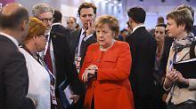 Sightseeing und Steak nach G20: Merkel spaziert durch Buenos Aires
