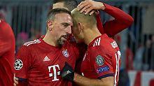 Ende einer Ära beim FC Bayern: Ribéry und Robben machen 2019 Schluss