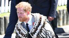 Informationsleck bei den Royals: Harry sucht Maulwurf vom Kensington Palast