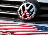 Absatzeinbruch bei Golf-Familie: VW kämpft am US-Markt mit Problemen