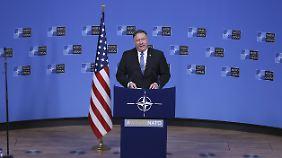 Abrüstungsabkommen INF: Natostaaten werfen Russland Vertragsbruch vor