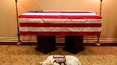 Stets zu Diensten: Präsidentenhund Sully trauert um Herrchen Bush