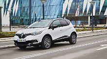 Seit 2013 gibt es den Renault Captur auf dem deutschen Markt.