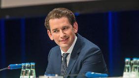 Ob sich Sebastian Kurz zur Wahl des Wortes des Jahres äußern wird?