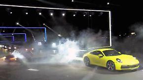 Highlights der L.A. Auto Show: Porsche bleibt in Form, Infiniti träumt