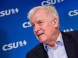 """""""Sie ist die Beste"""": Seehofer findet versöhnliche Worte für Merkel"""