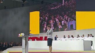 Herausforderungen für Kramp-Karrenbauer: CDU übersteht Zerreißprobe