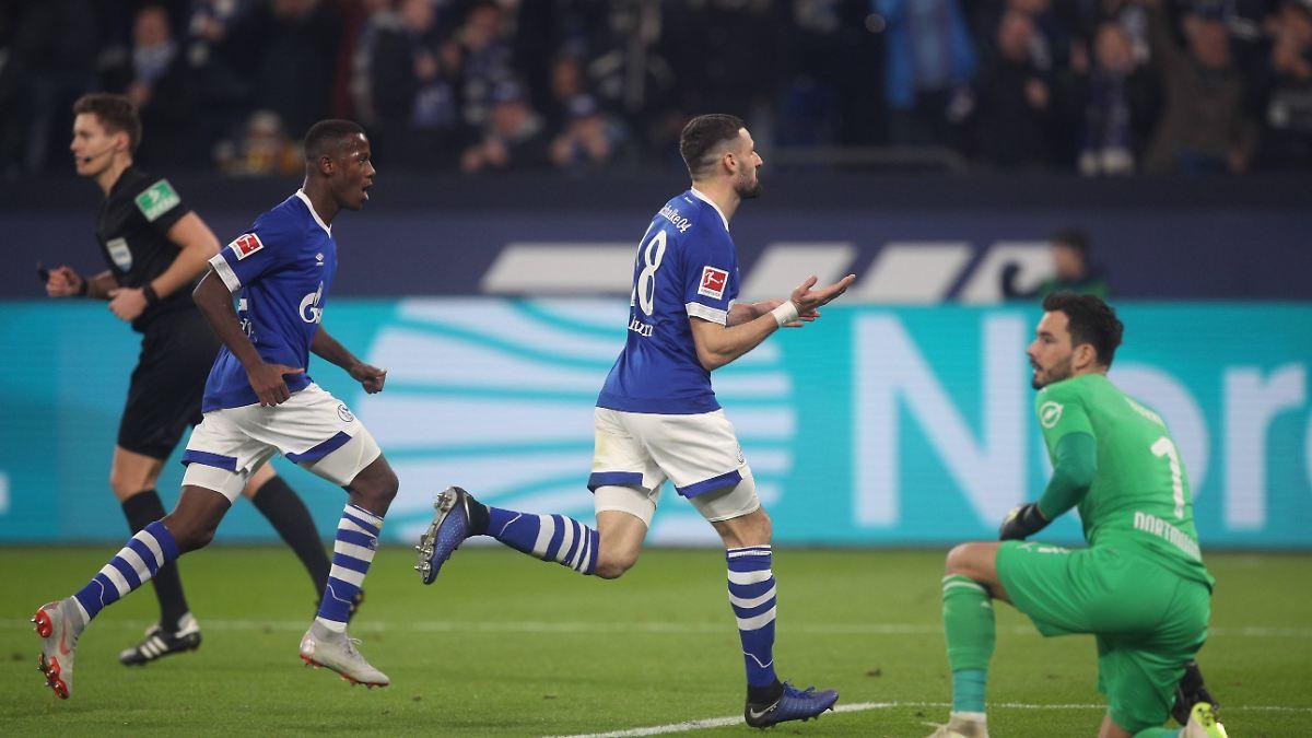Schalke Ergebnis Gestern