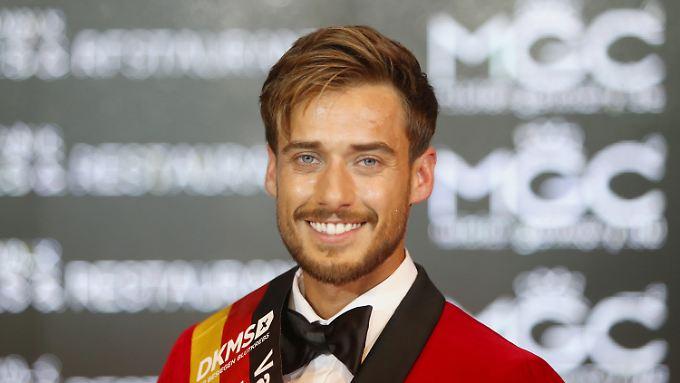 Mister Germany 2020 Kandidaten