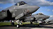 USA weiter auf Platz eins: Produktion von schweren Waffen steigt weltweit an