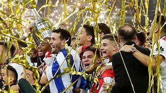 Mega Finale mit furiosem Schlusspunkt: River Plate entscheidet Copa-Krimi in der Nachspielzeit
