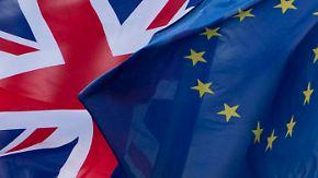 """Börse und Wirtschaft nervös: Brexit-Chaos """"ist ein beispielloses Desaster"""""""