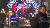 Attentäter auf der Flucht: Tote und Schwerverletzte nach Schießerei in Straßburg