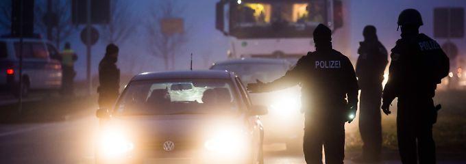 Anschlag von Straßburg: Tatverdächtiger saß in Deutschland in Haft