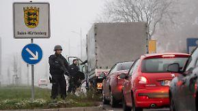 Mehrere Tote bei Anschlag in Straßburg: Polizei jagt 29-jährigen Terrorverdächtigen