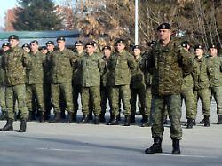 Armee für jüngsten Staat Europas: USA unterstützen Aufbau von Kosovo-Militär