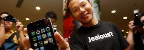 Qualcomm gegen Apple: Rächt sich Peking mit dem iPhone-Urteil?