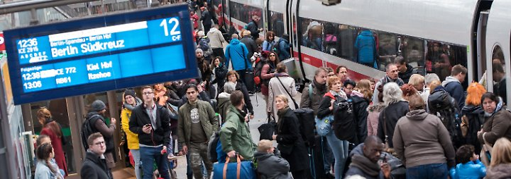 Lokführer drohen mit Überstundenabbau: Deutsche Bahn und EVG einigen sich im Tarifkonflikt