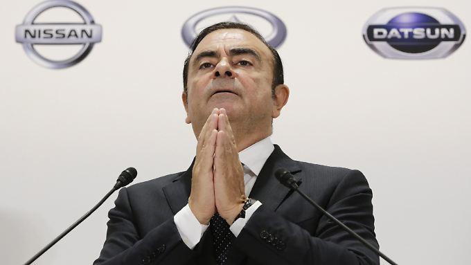 Der Ex-Manager Ghosn soll unerlaubt Millionen einer Tochterfirma von Nissan und Mitsubishi eingesackt haben.