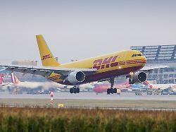 Konkurrenz zu UPS und Fedex: DHL investiert Milliarden in Expressdienste
